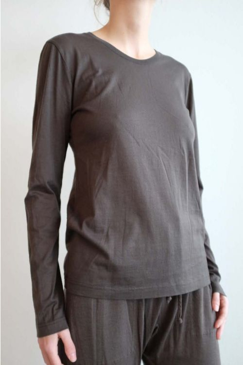 Super Cotton Shirt Moss by Private0204-S