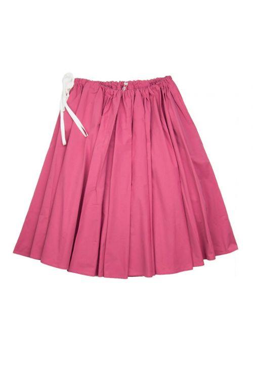 Flared Skirt Strawberry by ApuntoB