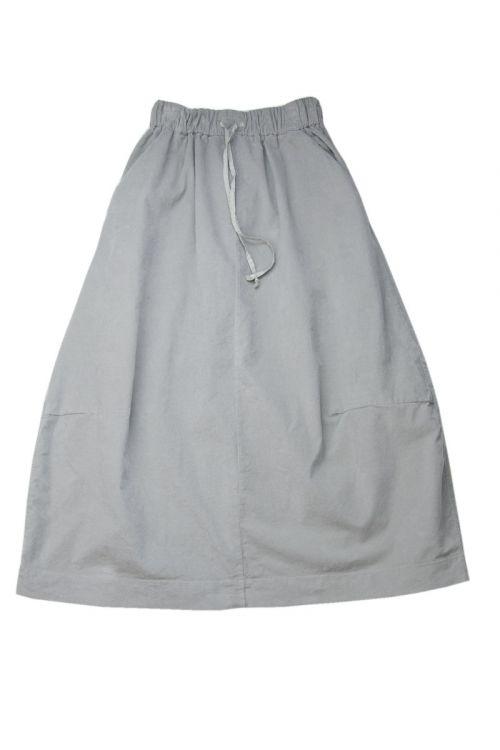 Velvet Skirt Oatmeal by Album di Famiglia-XS
