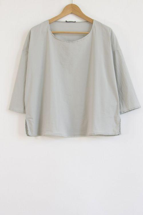 Shirt Grey by Album di Famiglia