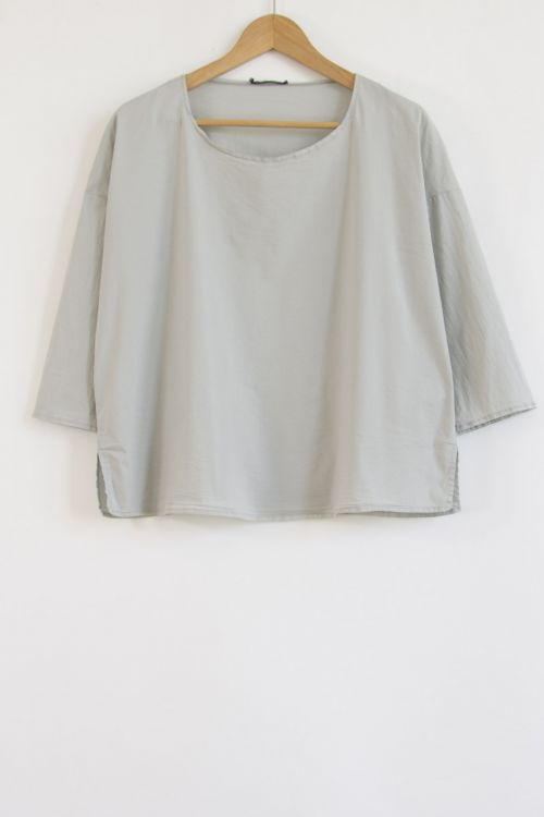 Shirt Grey by Album di Famiglia-XS