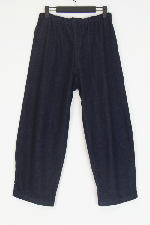 Jean Trousers Blue Indigo by ApuntoB
