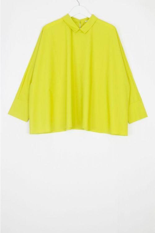 Wide Blouse Lemon by ApuntoB