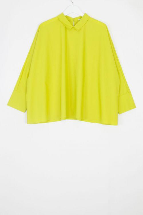 Wide Blouse Lemon by ApuntoB-M