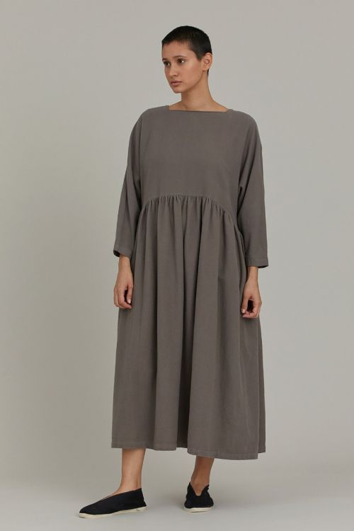 Tradi Dress Mud by Black Crane