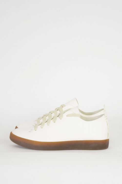 Latex Low Leather White by Feit