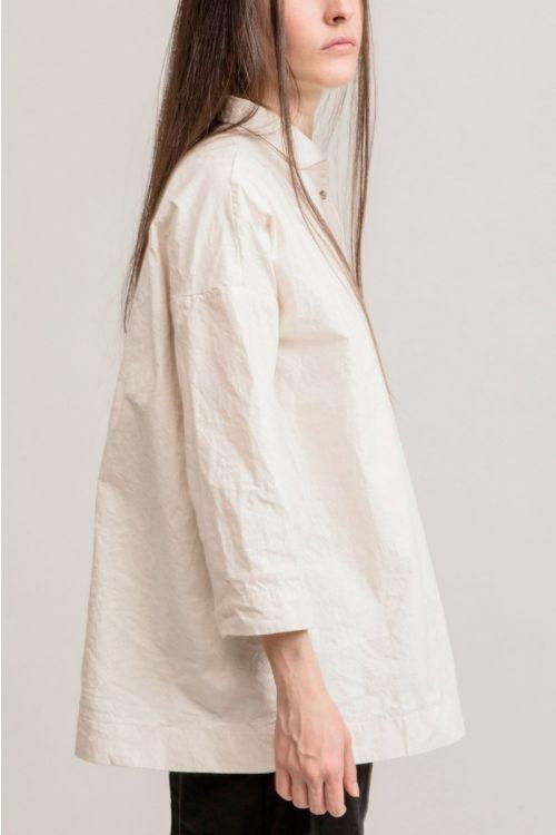 Japanese Cotton Shirt Natural by Album di Famiglia