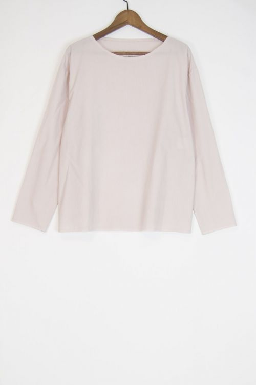 Blouse Inji Dirty Pink by Manuelle Guibal