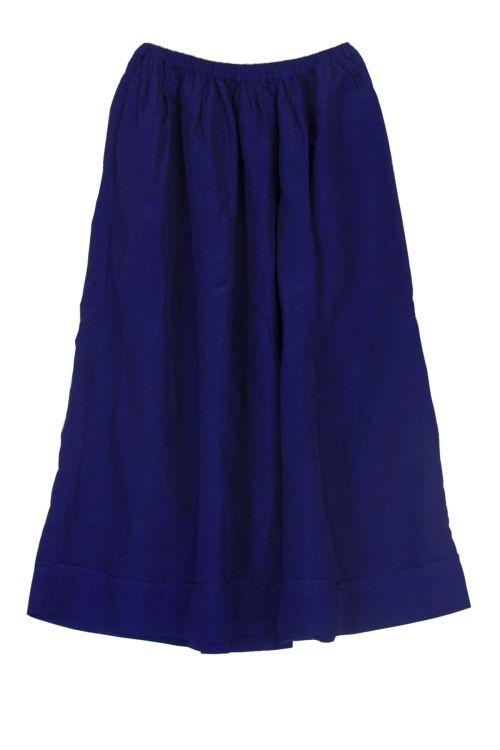Skirt Bibi Iris by Manuelle Guibal-XS
