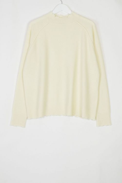 Cashmere Pullover Chemine Coco by Manuelle Guibal