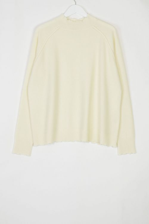 Cashmere Pullover Chemine Coco by Manuelle Guibal-S