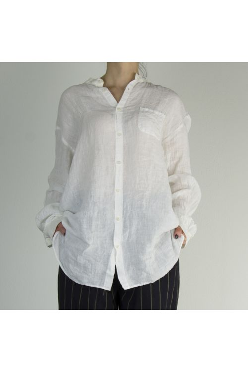 Oversized Shirt Mao Off-White-S