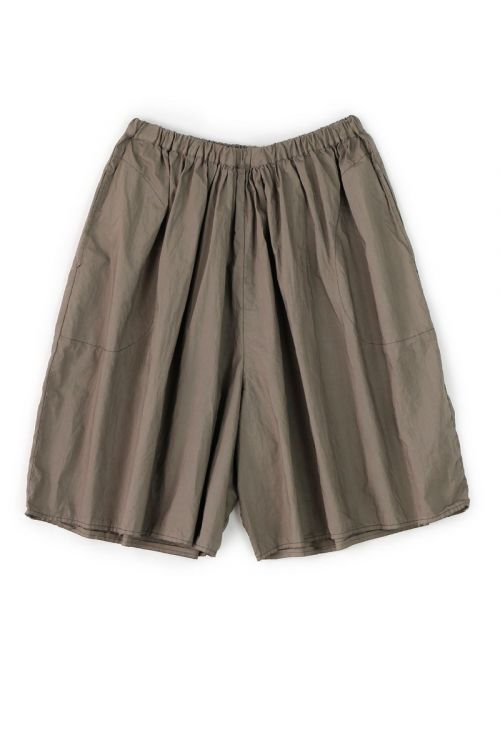 Shorts Zo Brown by Manuelle Guibal