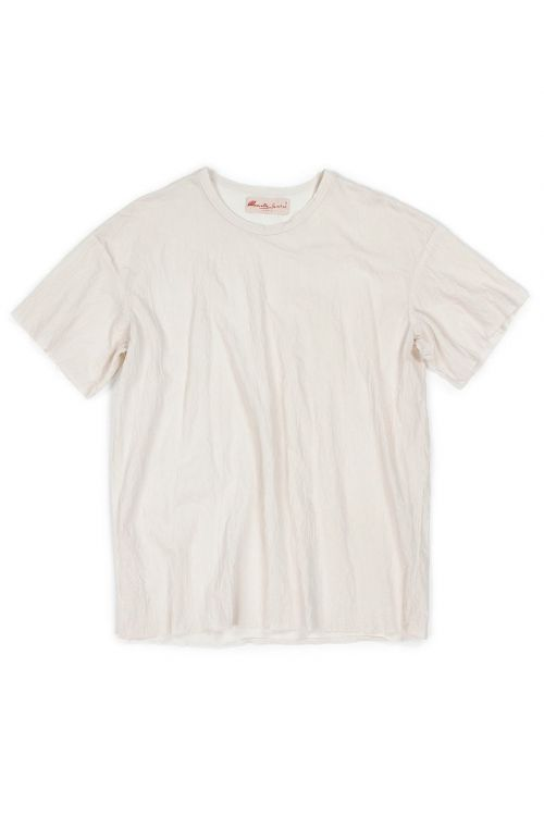 Japanese Cotton Tee Ita by Manuelle Guibal