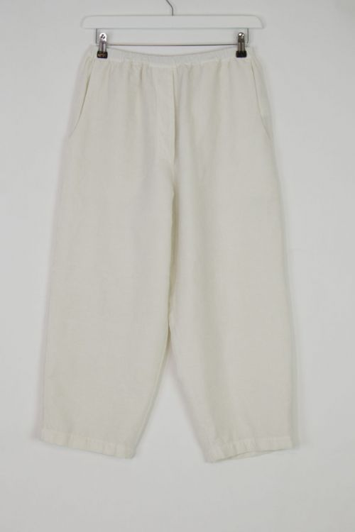 Velvet Worker Pants Fost Coco by Manuelle Guibal