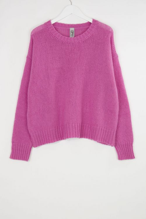 Cashmere Pullover Buble by Private0204-M/L