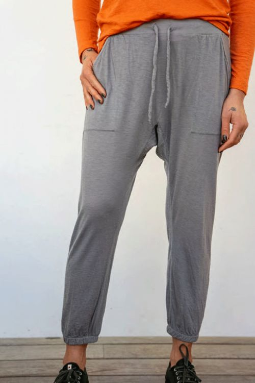 Cashmere Trousers Brownish by Private0204-S