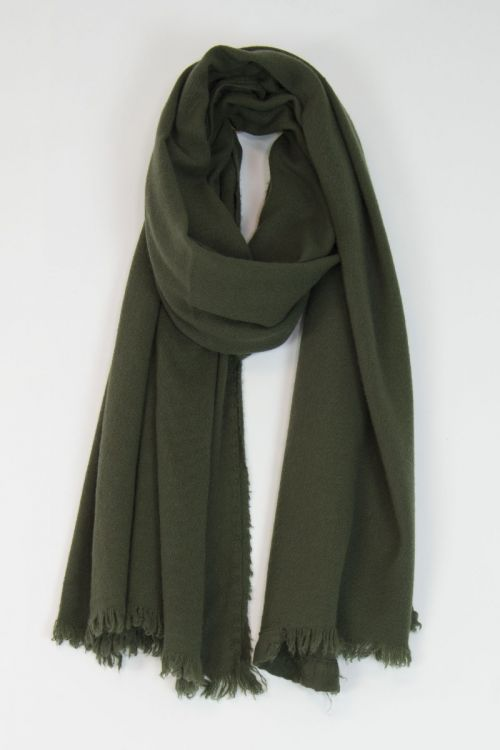 Handwashed Slow Cashmere Scarf Sim Milly by Private0204