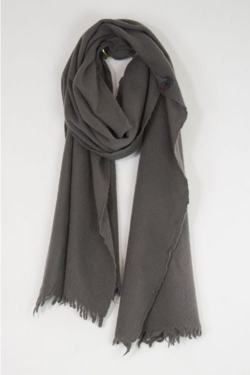Handwashed Slow Cashmere Slim Sim Scarf Elephant by Private0204