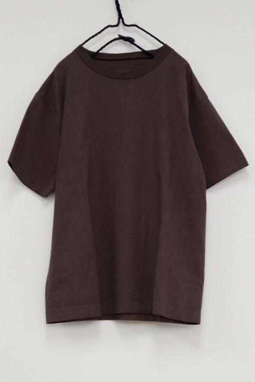 Big T-Shirt Heavy Cotton Plum