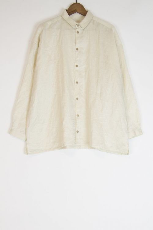 Draughtsman Shirt Chalk by Toogood