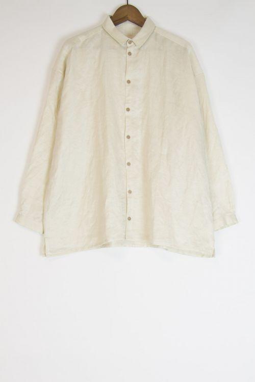 Draughtsman Shirt Chalk by Toogood-S