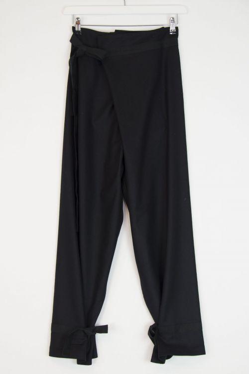 Morris Dancer Wool Trousers Flint by Toogood-XS