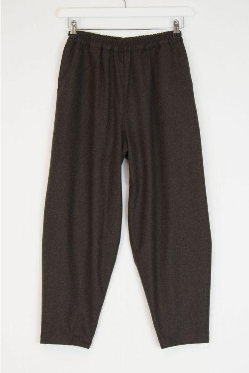 Wool Acrobat Trousers Bark by Toogood