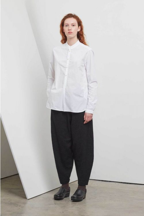 Wool Acrobat Trousers Check by Toogood