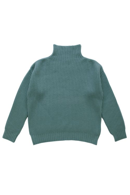 Cashmere Sweater Livia Turquoise by Warm-Me-S