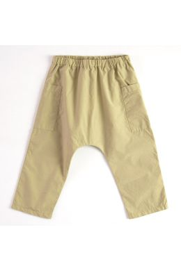 Light Baby Trousers Brown by Babe & Tess