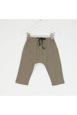 Baby Trousers Check by Babe & Tess
