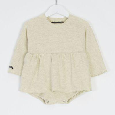 Baby Dress Pupa Cream by Album di Famiglia