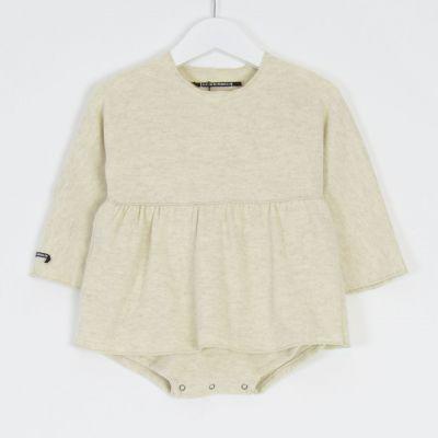 Baby Dress Pupa Cream by Album di Famiglia-3M