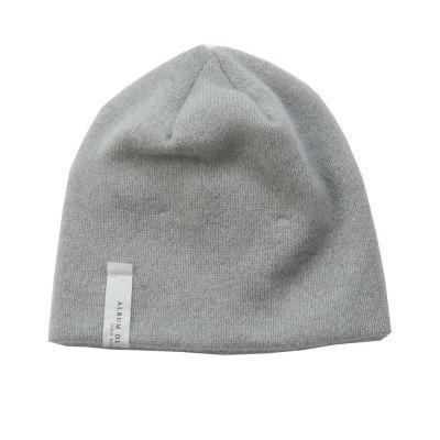 Cashmere Hat Grey-4Y