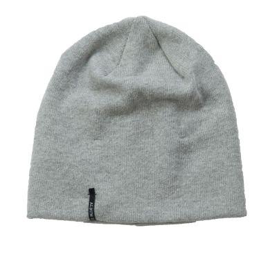 Soft Jersey Baby Hat Grey by Album di Famiglia-3M