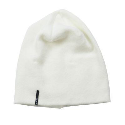 Soft Jersey Baby Hat Milk-3M