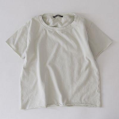 T-Shirt Heavy Cotton Chalk by Album di Famiglia