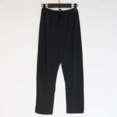 Soft Jersey Baby Pants Nico Charcoal by Album di Famiglia