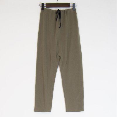 Soft Jersey Baby Pants Nico Marron Glace by Album di Famiglia