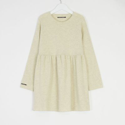 Soft Jersey Dress Norry Cream by Album di Famiglia