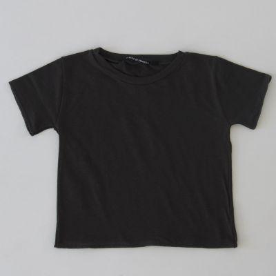 Baby Loose T-Shirt Pietro Bark by Album di Famiglia