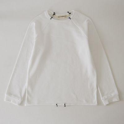 Organic Cotton Sweater Luli Off-White by Anja Schwerbrock-4Y