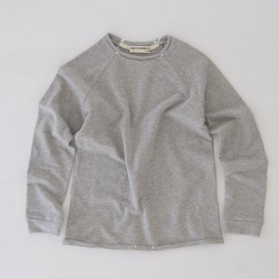 Sweater Luli Cloud Grey by Anja Schwerbrock