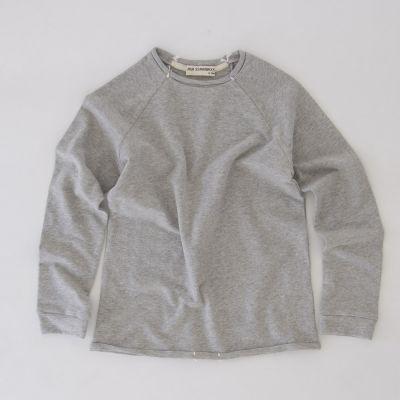 Sweater Luli Cloud Grey by Anja Schwerbrock-4Y