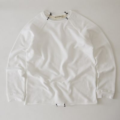 Sweater Luli White by Anja Schwerbrock-4Y