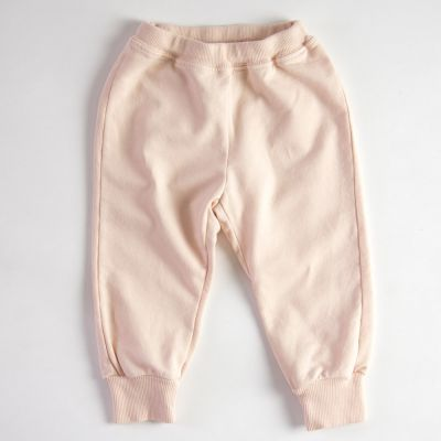 Baby Soft Jersey Pants Light Pink by Babe & Tess