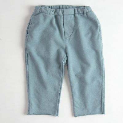 Baby Soft Jersey Pants Azur by Babe & Tess