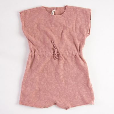 Baby Cotton Overall Rose by Babe & Tess