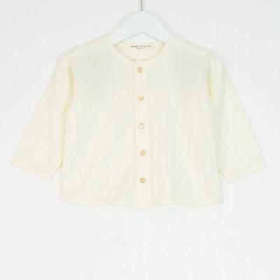 Baby Soft Shirt Natural by Babe & Tess-6M